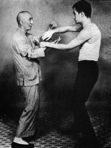Bruce Lee & Ip Man