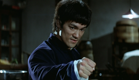 Lee in Fist of Fury