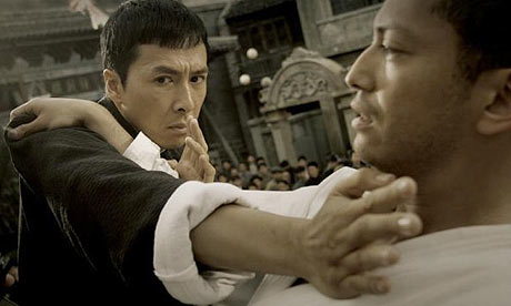 ip man fighting miura