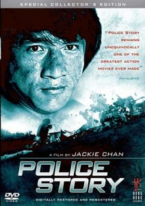 Police Story with Jackie Chan