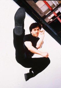 Jackie Chan in Police Story 3: Supercop