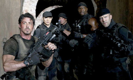 The Expendables Main Characters