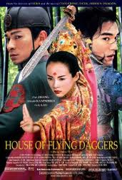 The House of Flying Daggers with Zhang Ziyi
