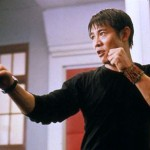 Jet Li in the Kiss of the Dragon Final Fight scene
