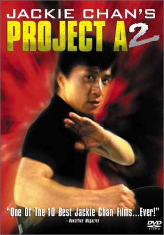 Jackie chan is back again in the sequel to project a with project a
