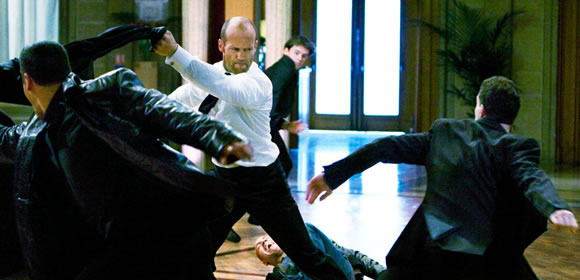 More Transporter 3 Fight Scenes