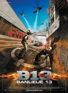 District B13 Movie Poster