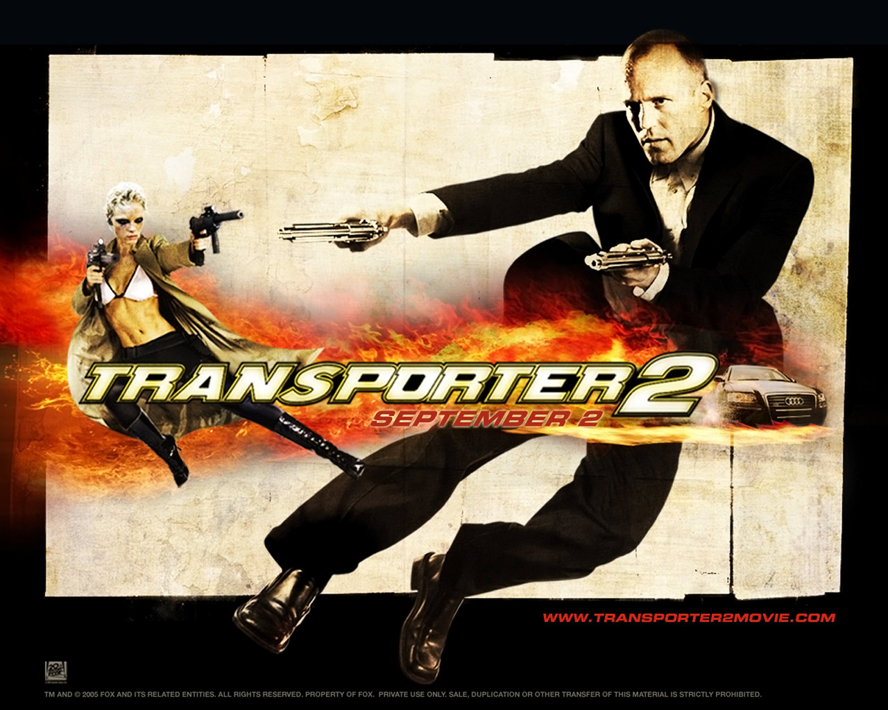Transporter 2 with Jason Statham   Martial Arts Action ...