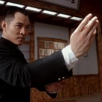 Jet Li in Fist of Legend Dojo Fight