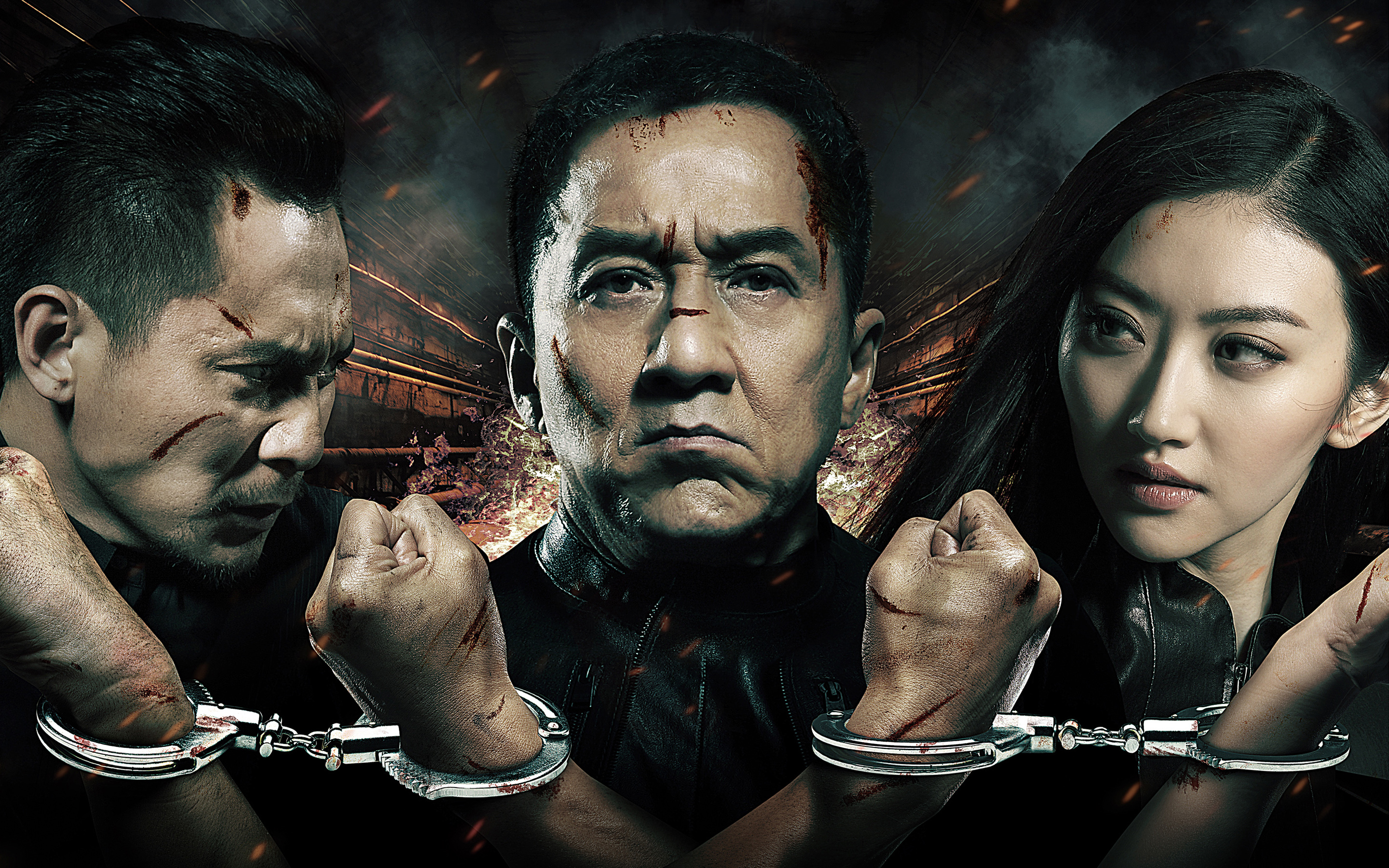Police Story: Lockdown To Hit Theaters This Week - 2880x1800 - jpeg