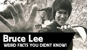 Bruce Lee - 52 Facts you didn't know!