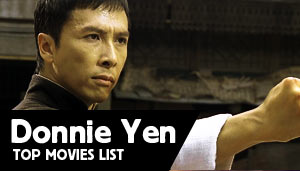Donnie Yen's Top Movies
