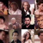 Top 75 Martial Arts Movie Stars and their Training Backgrounds